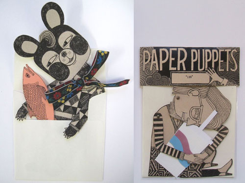 Paperpuppets