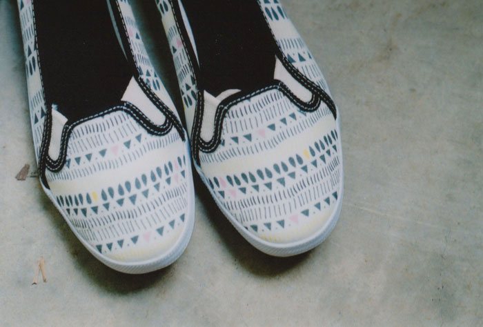 Bloesemshoes