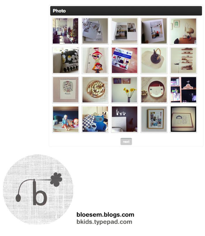 Instagram bloesem blogs