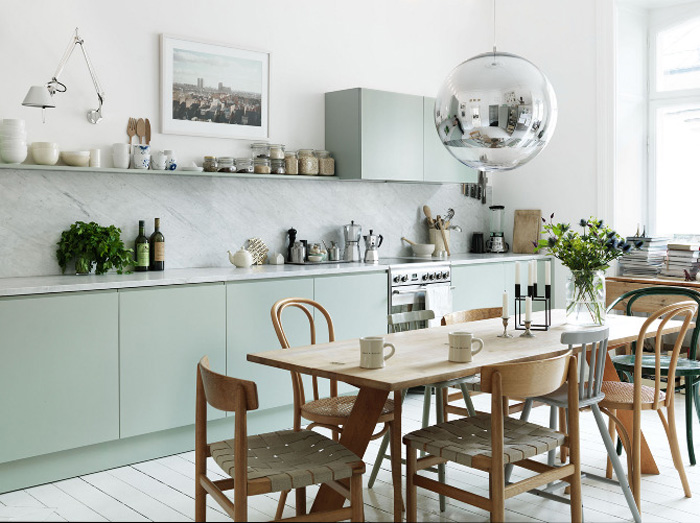 Pretty Things - Beautiful Kitchen