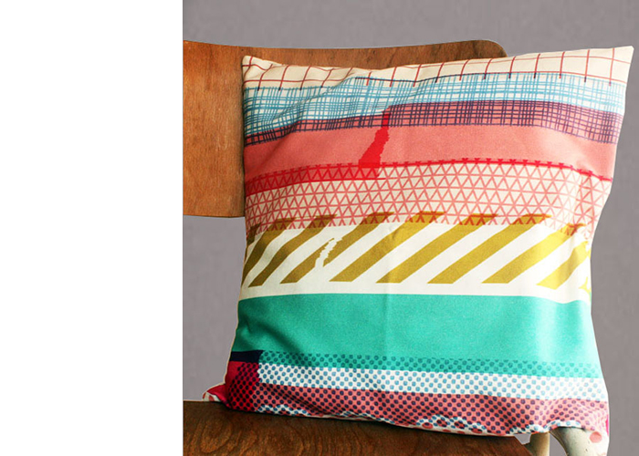 Washi-cushion