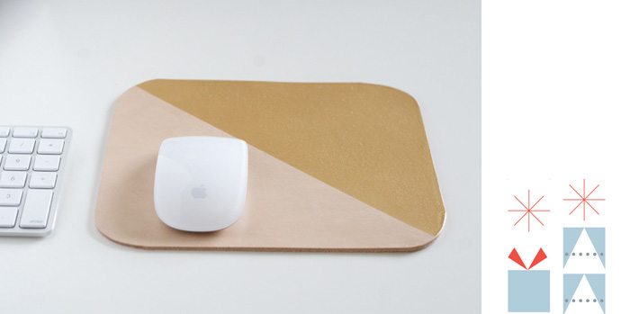 LEATHERMOUSEPAD