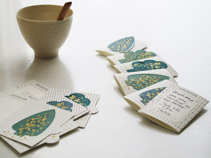 Bloesem Living | Jurianne Matter Forest pop-up tree cards