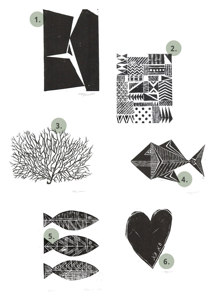 Bloesem Living | Printwork by Toni Point
