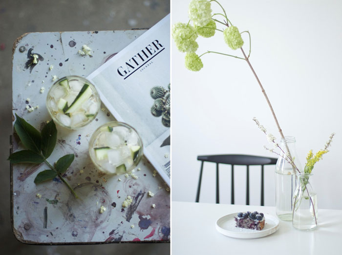 Bloesem Living | We love: Our Food Stories by Nora & Laura
