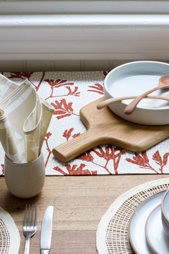 Bloesem Living   Prints & patterns galore! Home accessories from Ink and Spindle