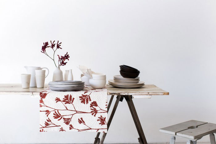 Bloesem Living | Prints & patterns galore! Home accessories from Ink and Spindle