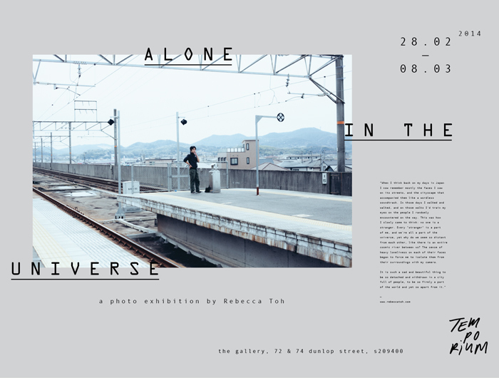 Bloesem Living | Alone in the Universe photography exhibition