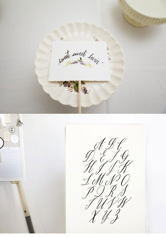 Bloesem Living | Maybelle Calligraphy