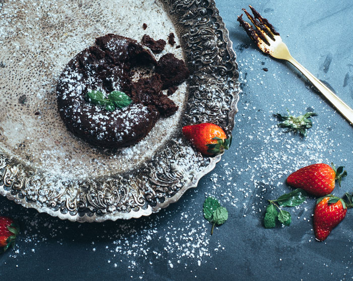Bloesem Living | A dessert for every season - Hot Baked Chocolate recipe