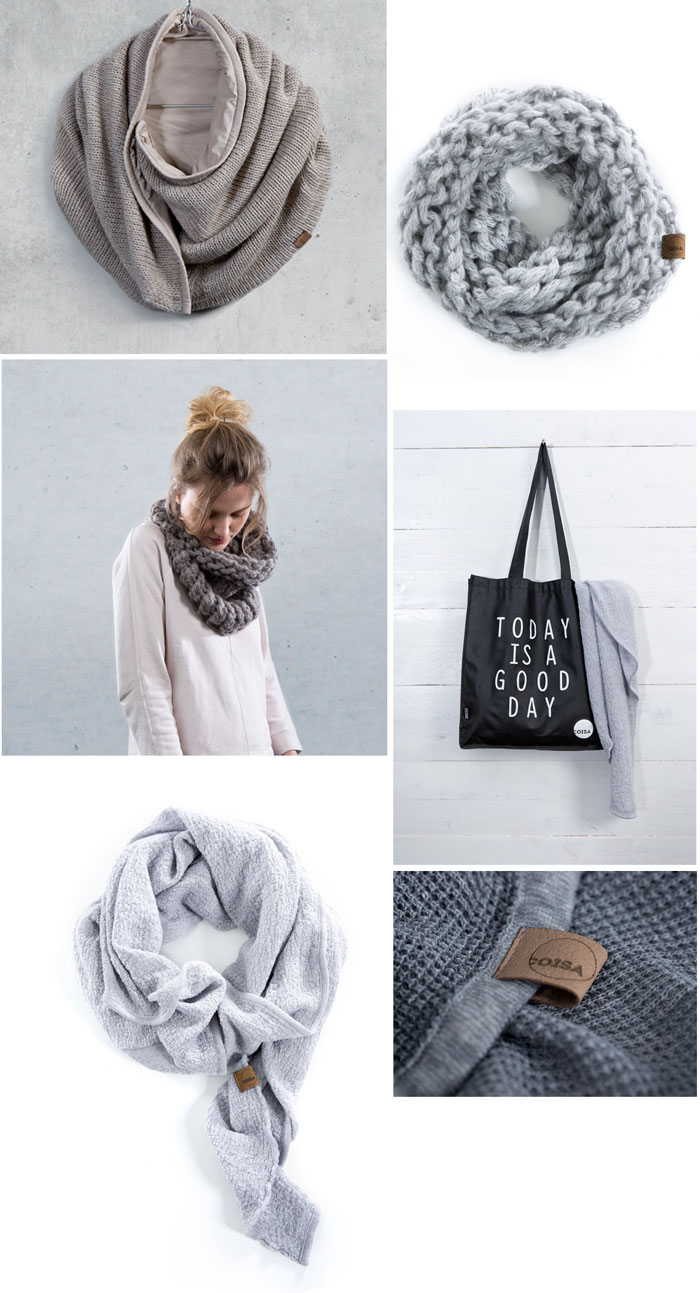 Bloesem Living | Coisa scarves for that chilly time of the year