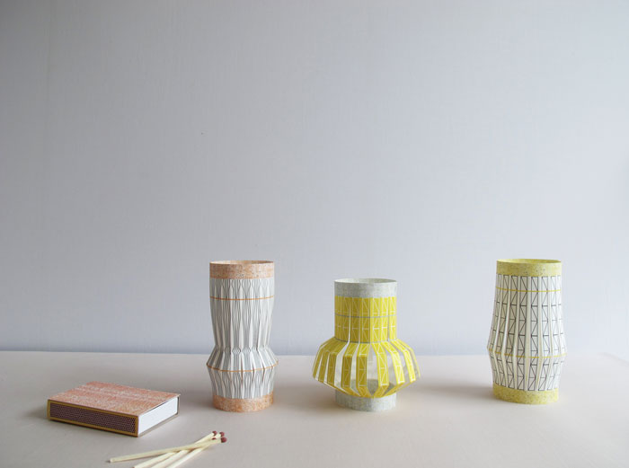 Bloesem Living | Jurianne Matter introduces her new collection of ceramics and paper products