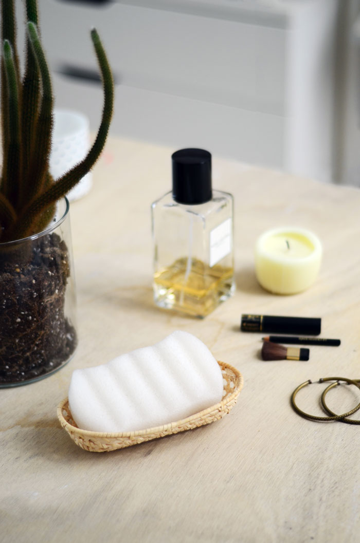Bloesem Living   Not.A.Sponge - the all natural means to wash, cleanse and exfoliate your skin