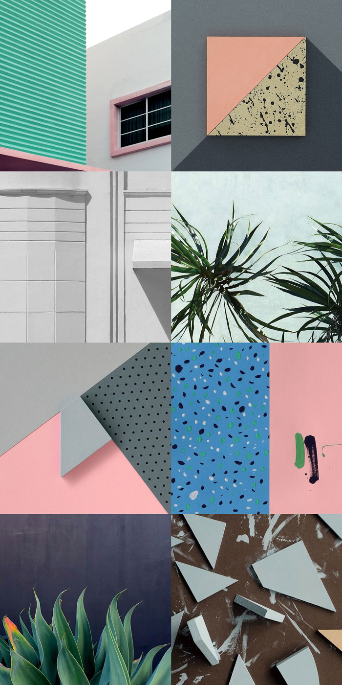 Bloesem living | Colour inspiration from Elo on instagram