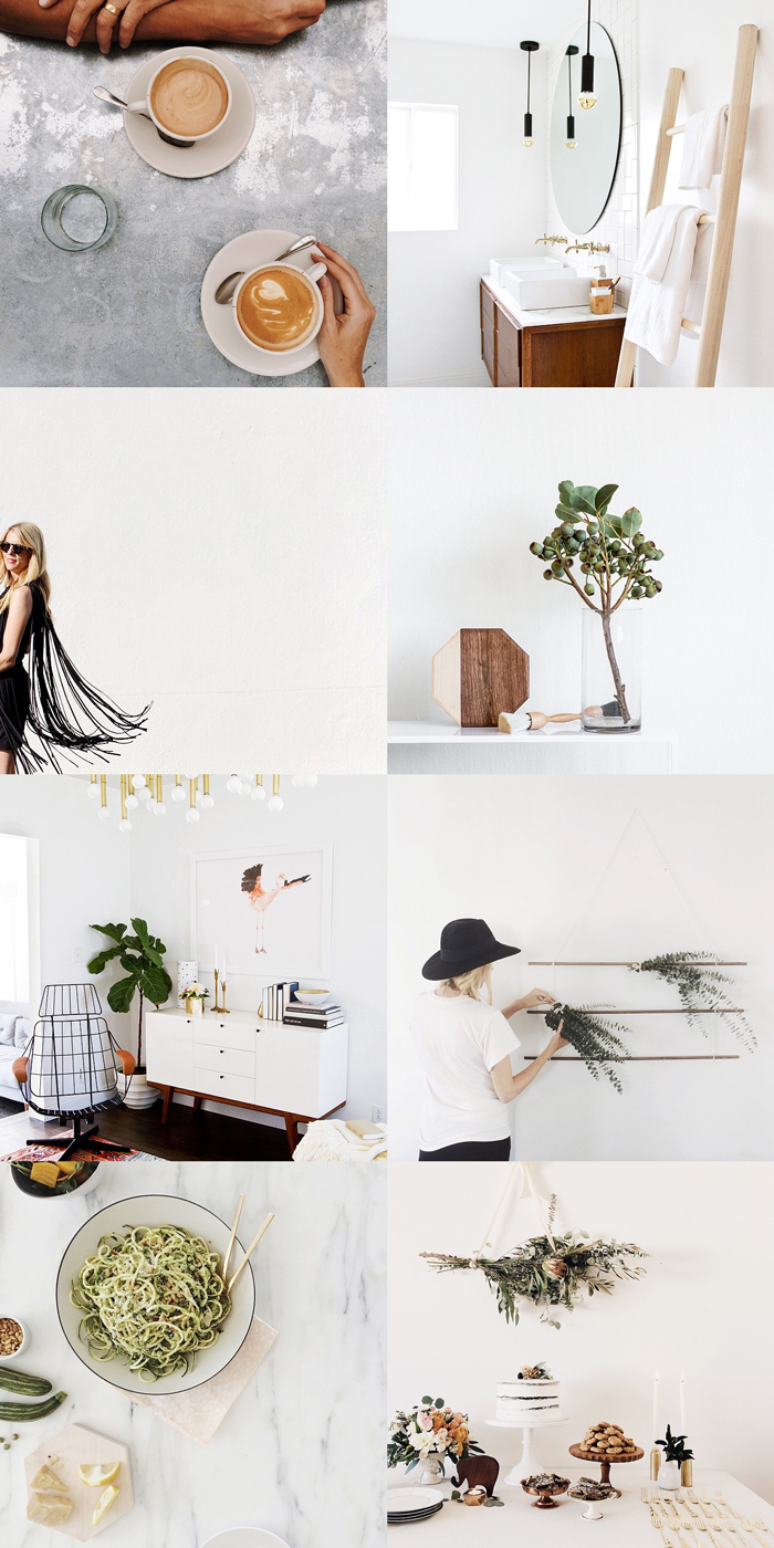 Bloesem Living | B.Insta good with Sarah Sherman Samuel