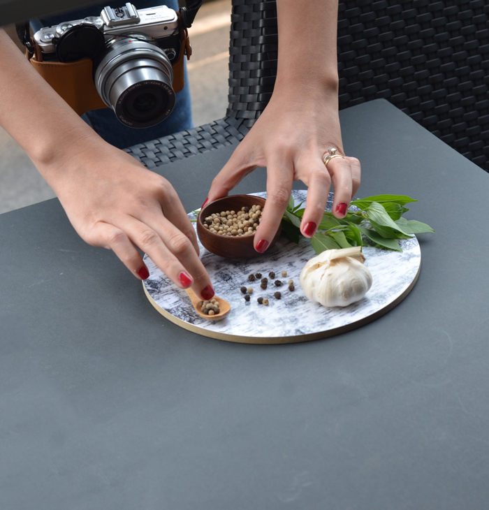 Bloesem Class recap | Food Styling and Mobile Photography with Bosch