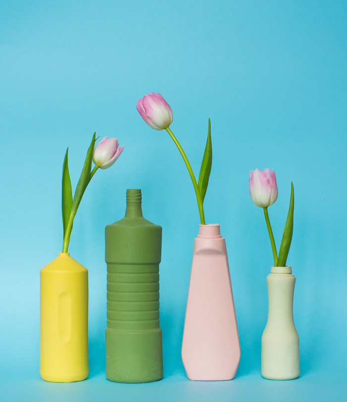Bloesem Living | Win: 3 bottle vases by Foekje Fleur