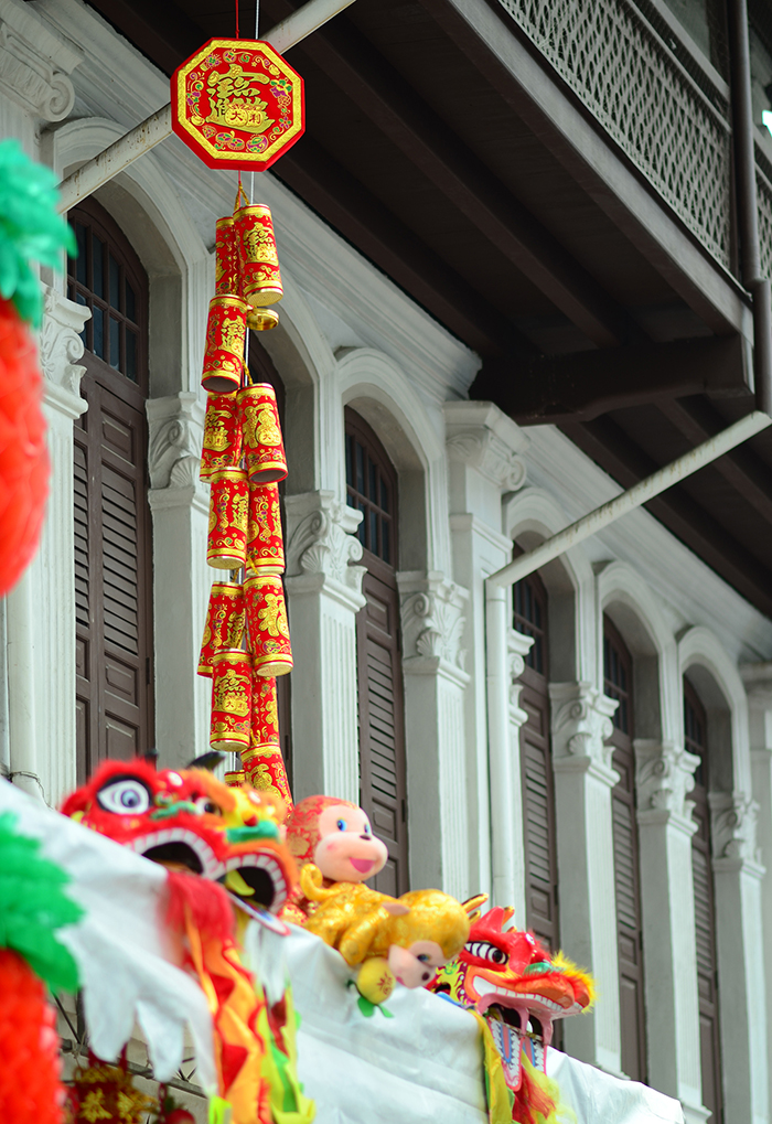 Bloesem Living | Chinese New Year at Chinatown