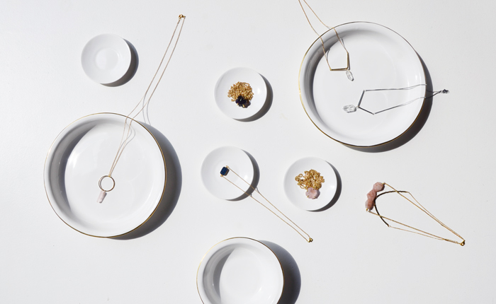 Bloesem Living | Styled photo shoot for By Invite Only jewellery