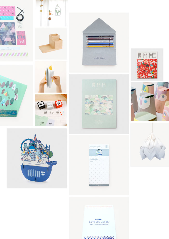 Bloesem living | We love stationery! RMM objects has everything you need for back to school and beyond!