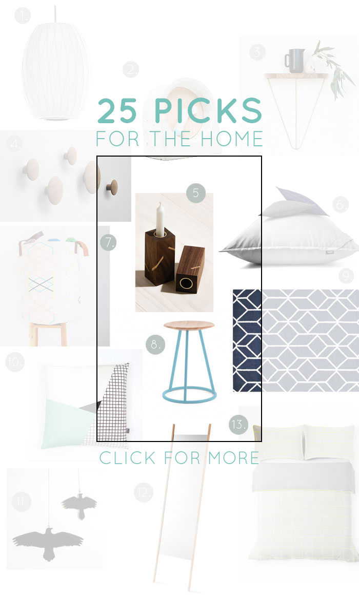 Bloesem living | Gift guide - 25 Picks for the Home