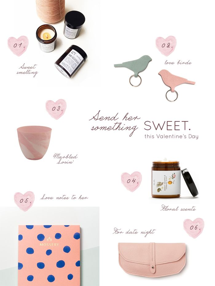 Bloesem Living | Sweet Gifts for her this Valentine's Day
