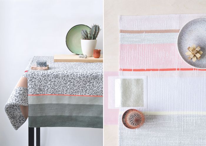 Bloesem living | Conversation Issue: Bloesem Gazette - interview with Dutch textile designer, Mae Engelgeer