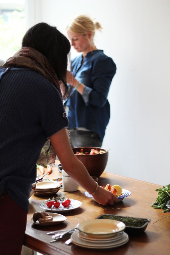 Bloesem living | Class recap: Instafood- food styling and mobile photography class in Amsterdam, March 2015