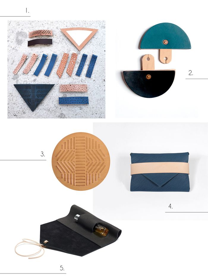 Bloesem living   Canoe leather goods and accessories