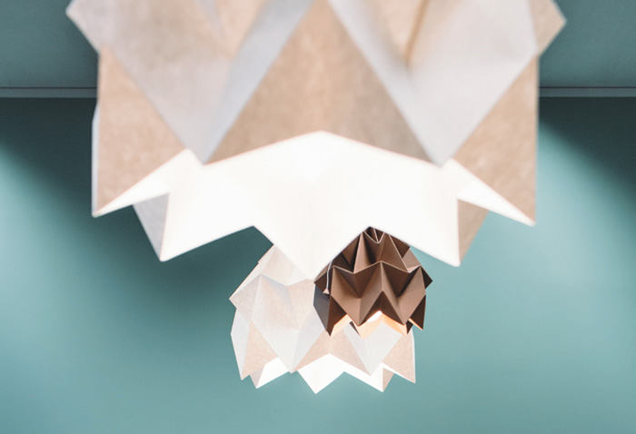 Studio Snowpuppe Lamp : Lamps for that warm feeling bloesem