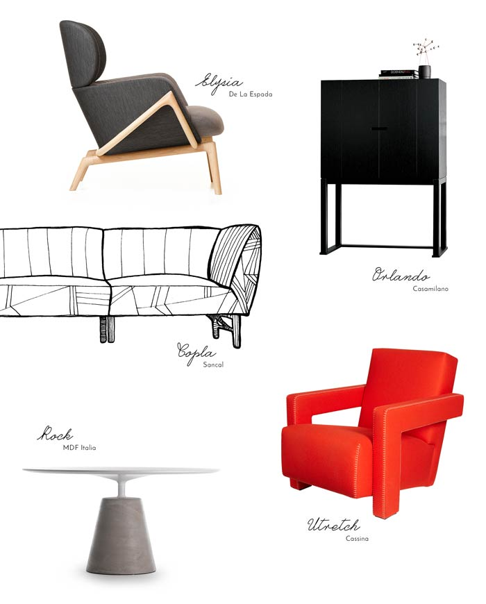 Bloesem living | Tuesday tales with DREAM | Furniture sale in Singapore:50 icons at 50% less