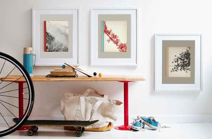 Bloesem living   Art in your home: Permanent Press Editions