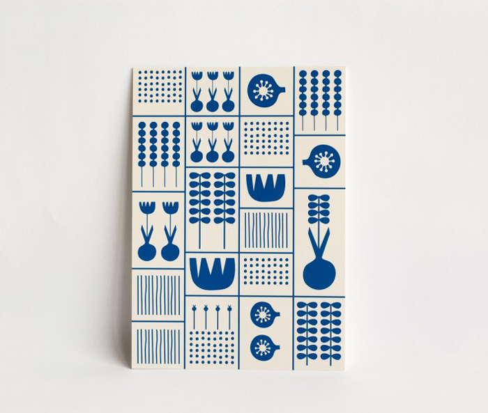 Bloesem living | Patterns by Jessica Nielsen