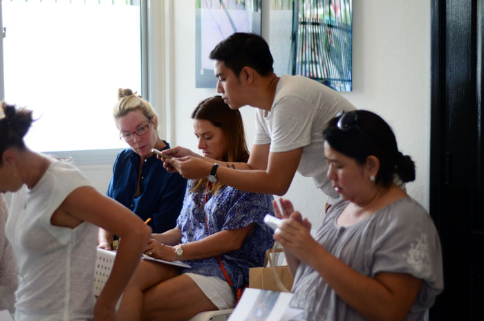 Bloesem class recap | Be Insta good with Jelito de Leon - join us for one of our upcoming Bloesem classes. Visit Bloesem.co