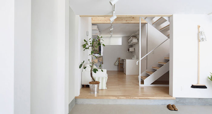 Bloesem living | Muji designs a home