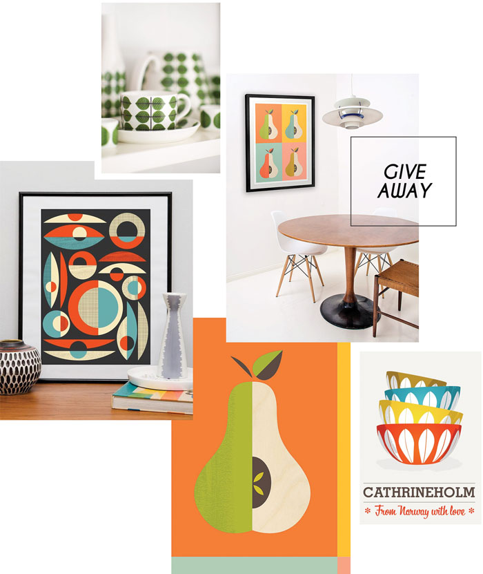 Bloesem living | Handz poster giveaway- WIN a poster of your choice