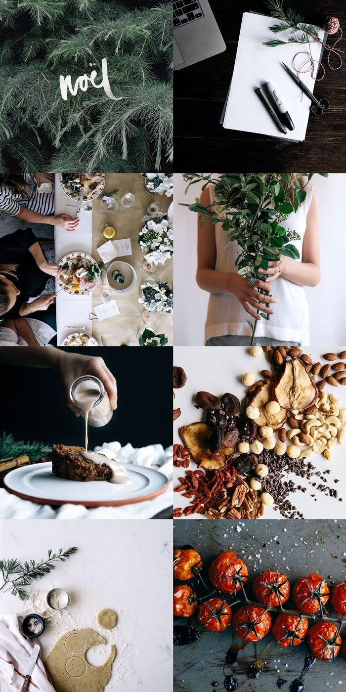 Bloesem Living | Gather and Feast - festive inspiration on Instagram