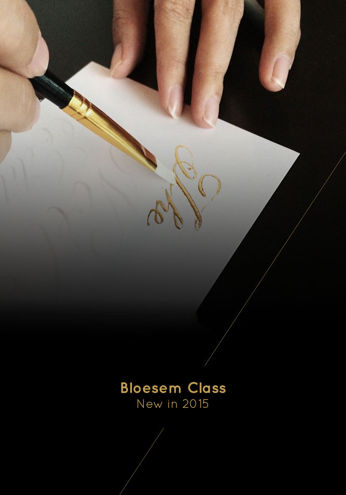 Bloesem class | We reveal our exciting line up of teachers and classes for 2015