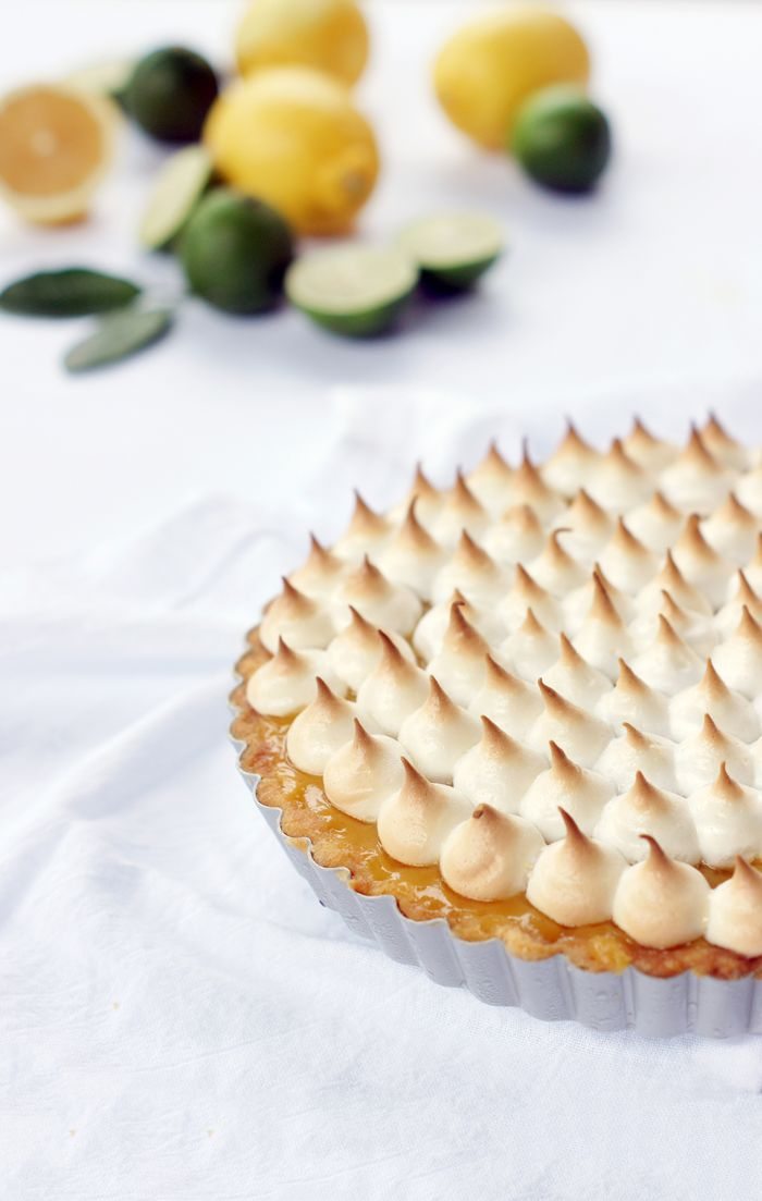 Bloesem living | Lemon Meringue Tart recipe