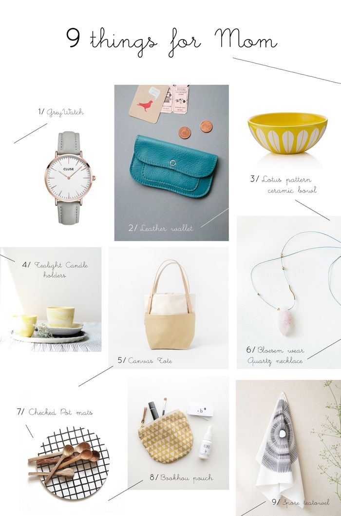 Bloesem living | Mother's Day - Things for mom