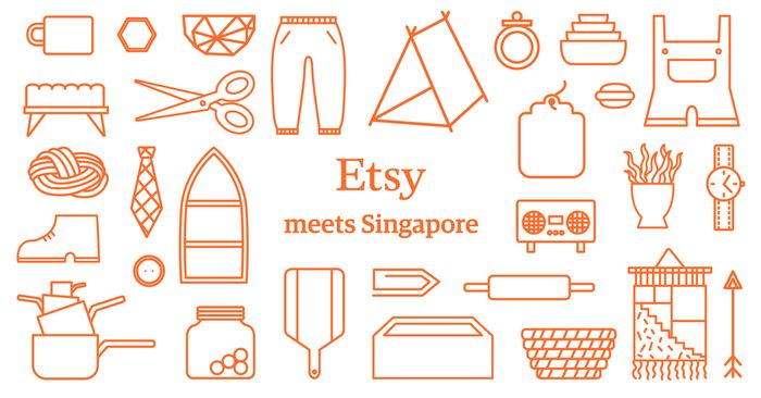 Bloesem living | Etsy Meets Singapore - Bloesem hosts Etsy private event in Singapore