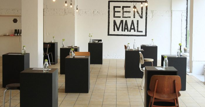 Bloesem living | Table for 1 please: Pop-up restaurant to dine alone at - Eenmaal