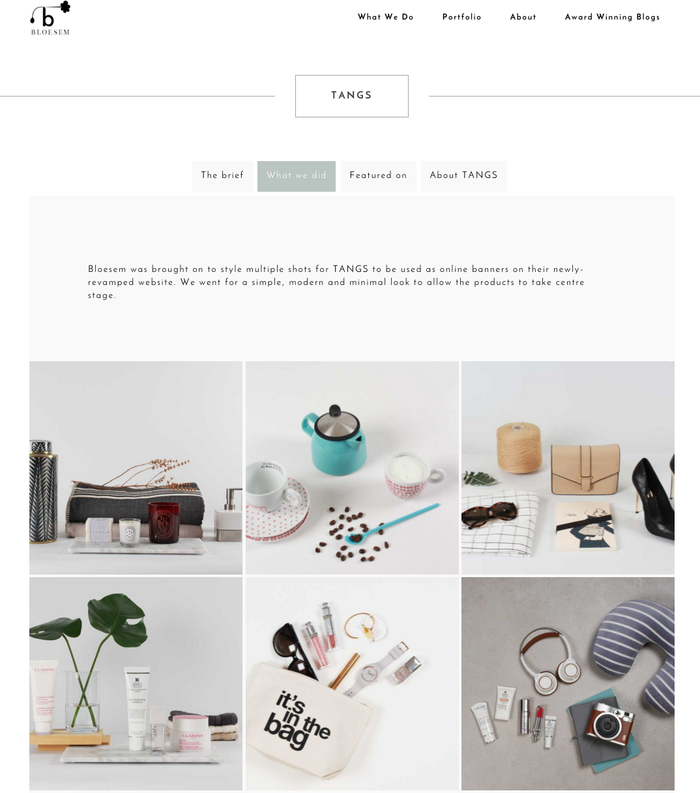 Bloesem Living | Launch our new website: Bloesem.co
