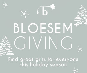 bloesem gift guides